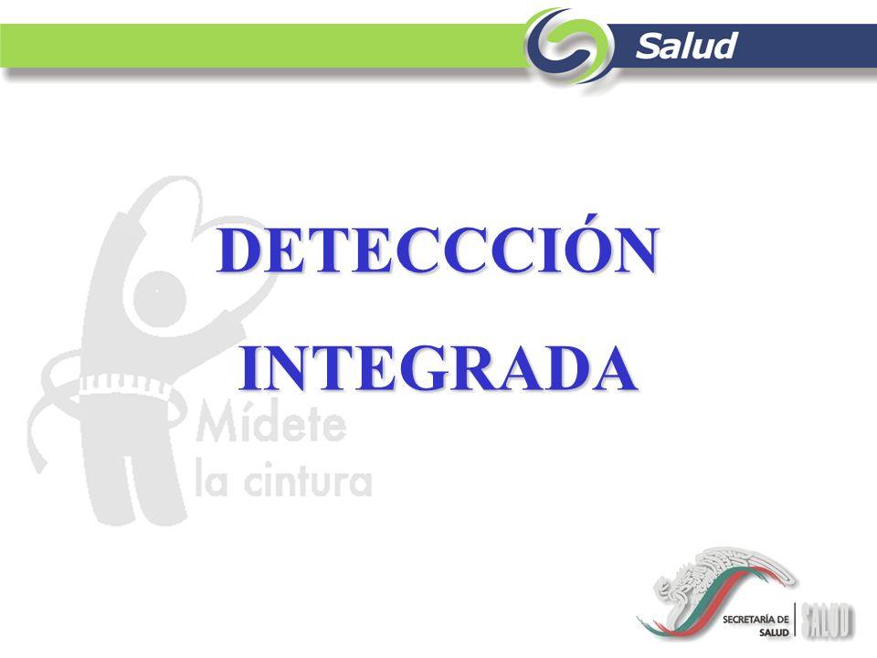 DETECCCIÓN INTEGRADA