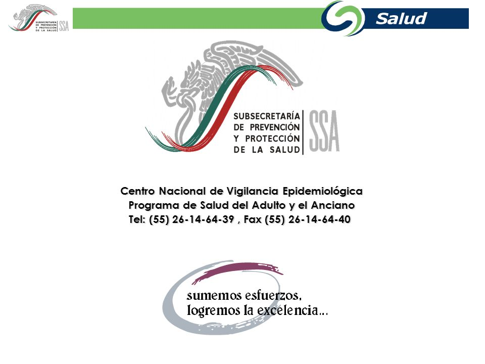 Centro Nacional de Vigilancia Epidemiológica