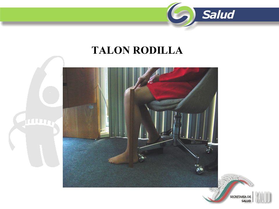TALON RODILLA