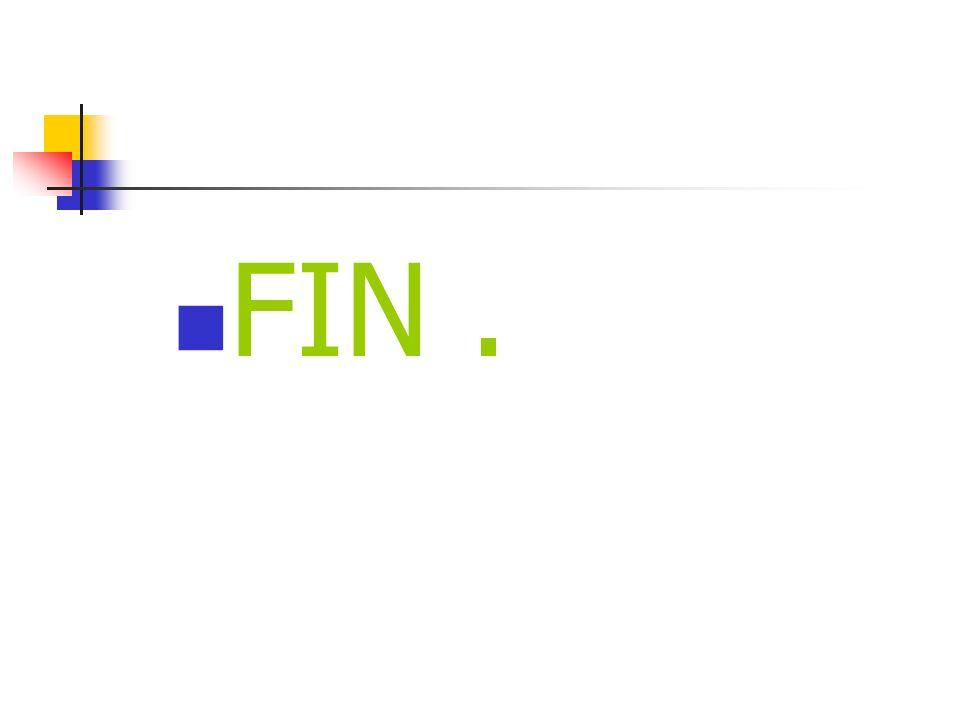 FIN .