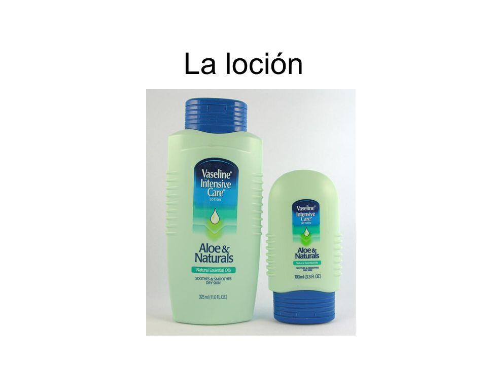 La loción