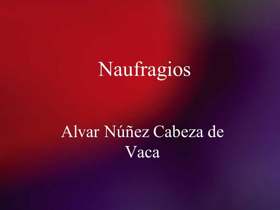 Alvar Núñez Cabeza de Vaca