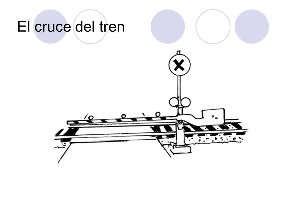 El cruce del tren