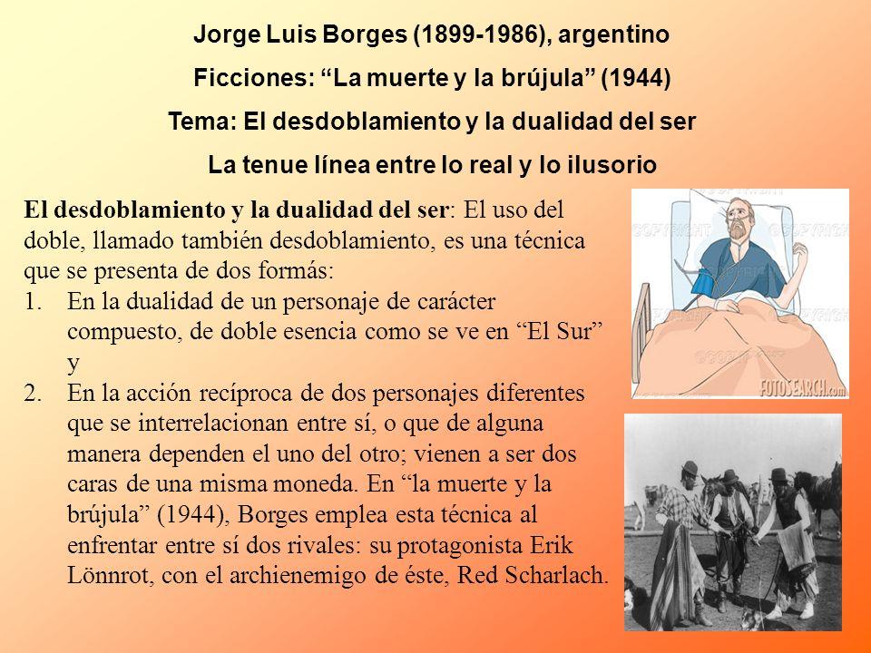 Jorge Luis Borges (1899-1986), argentino