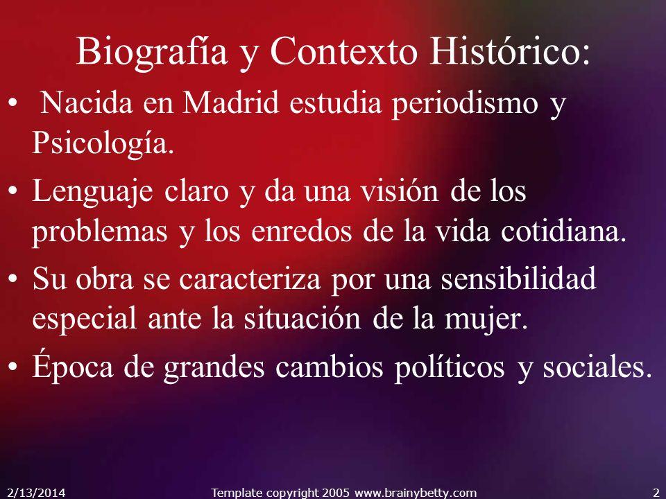 Biografía y Contexto Histórico: