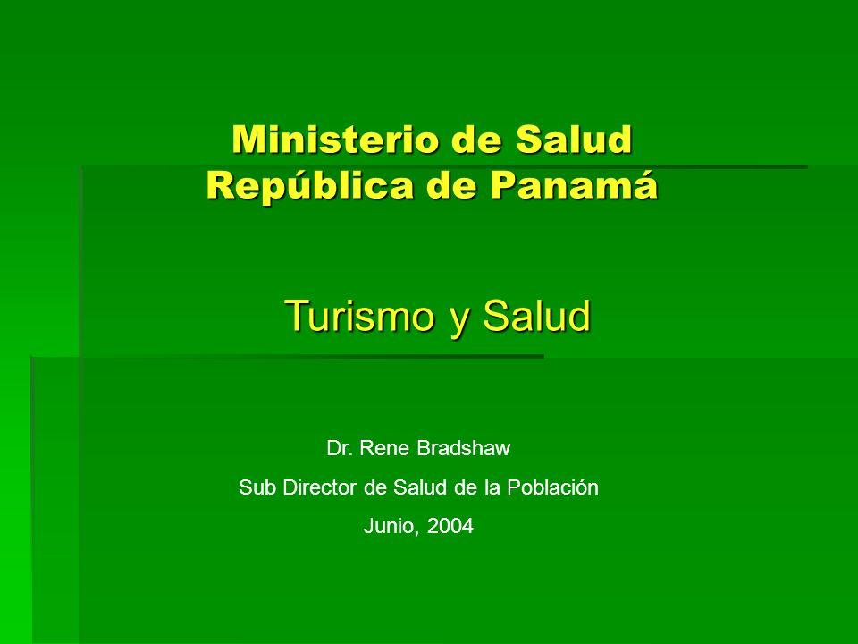 Ministerio de Salud República de Panamá