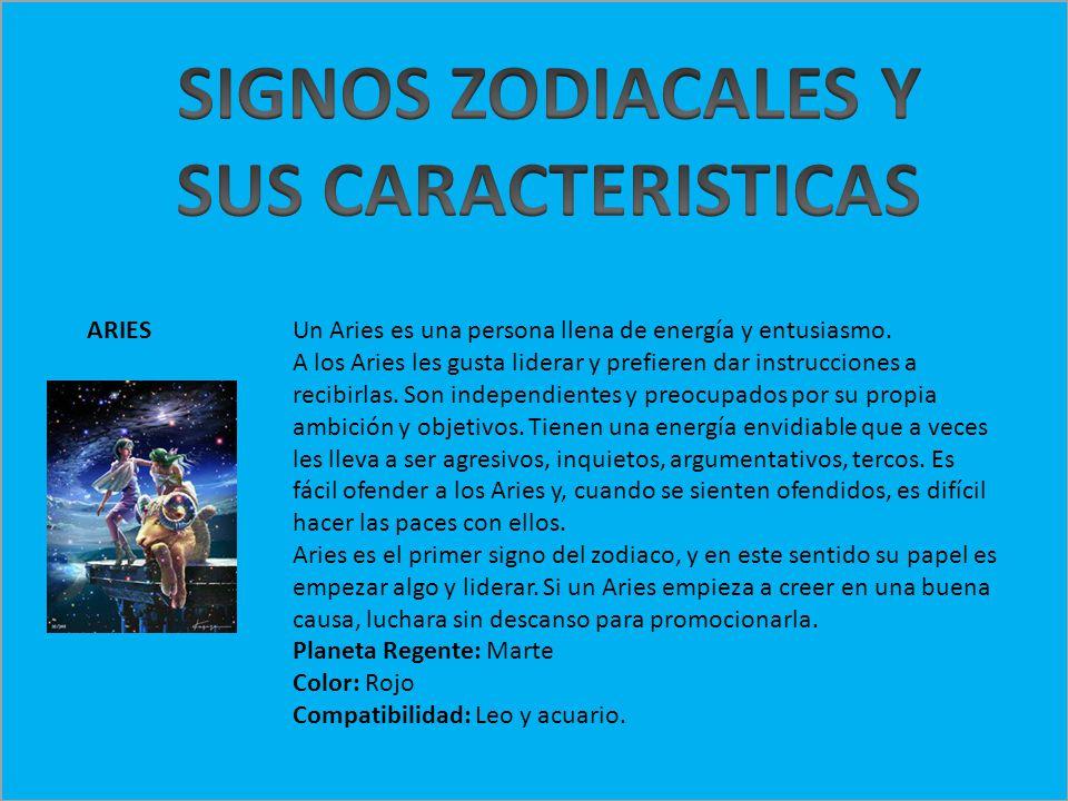 Signos zodiacales y sus caracteristicas ppt video online - Primer signo del zodiaco ...