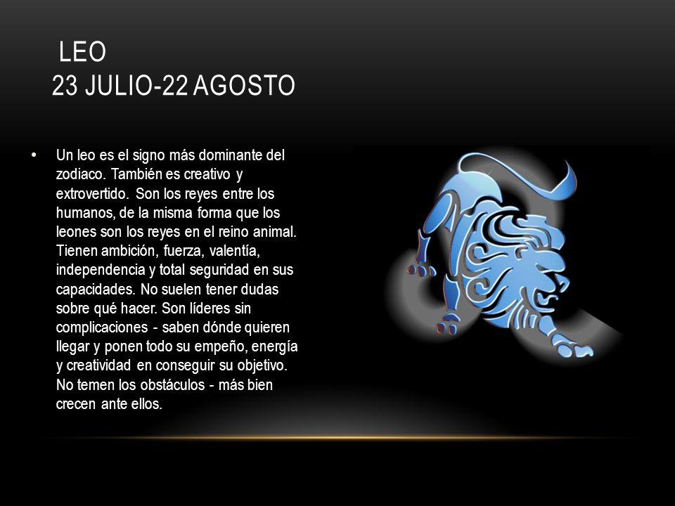 Descripción De Los Signos Zodiacales