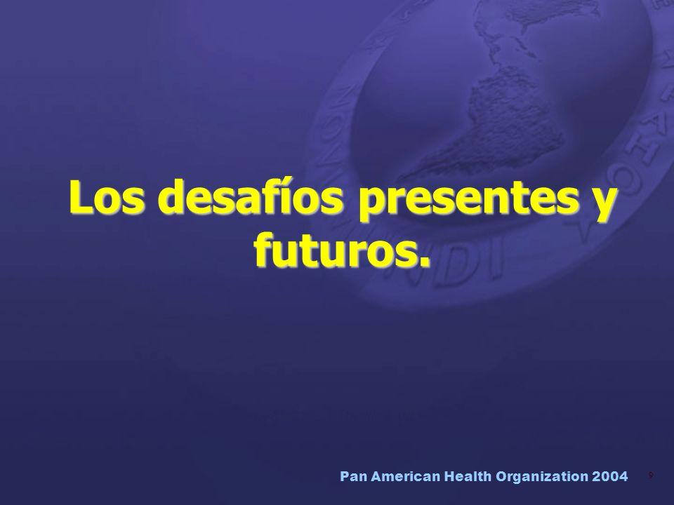 Los desafíos presentes y futuros.