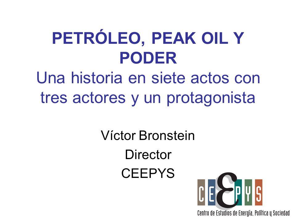 Víctor Bronstein Director CEEPYS