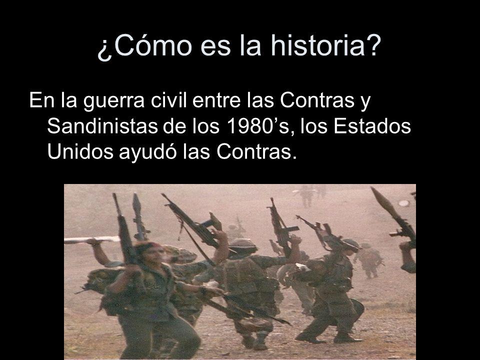 ¿Cómo es la historia.