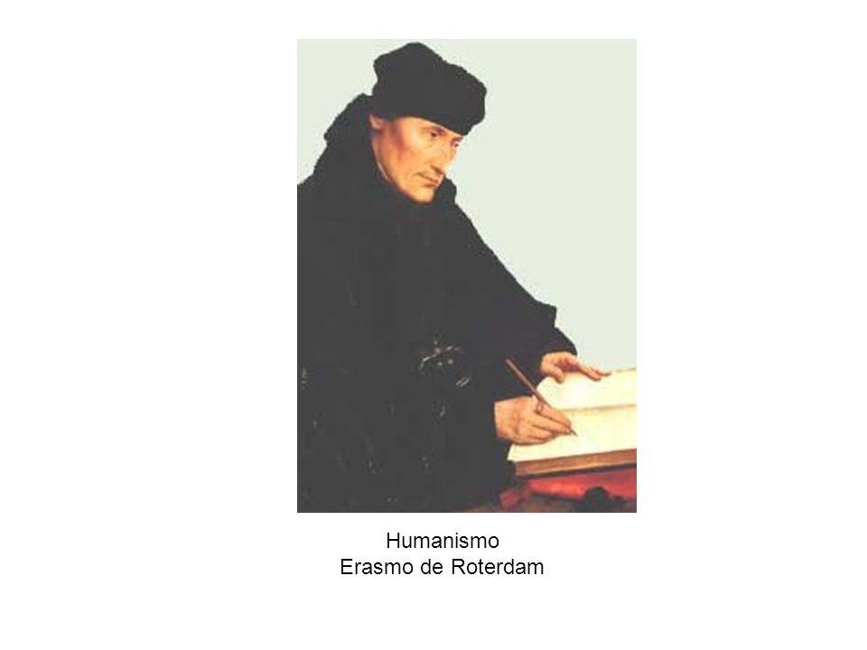 Humanismo Erasmo de Roterdam
