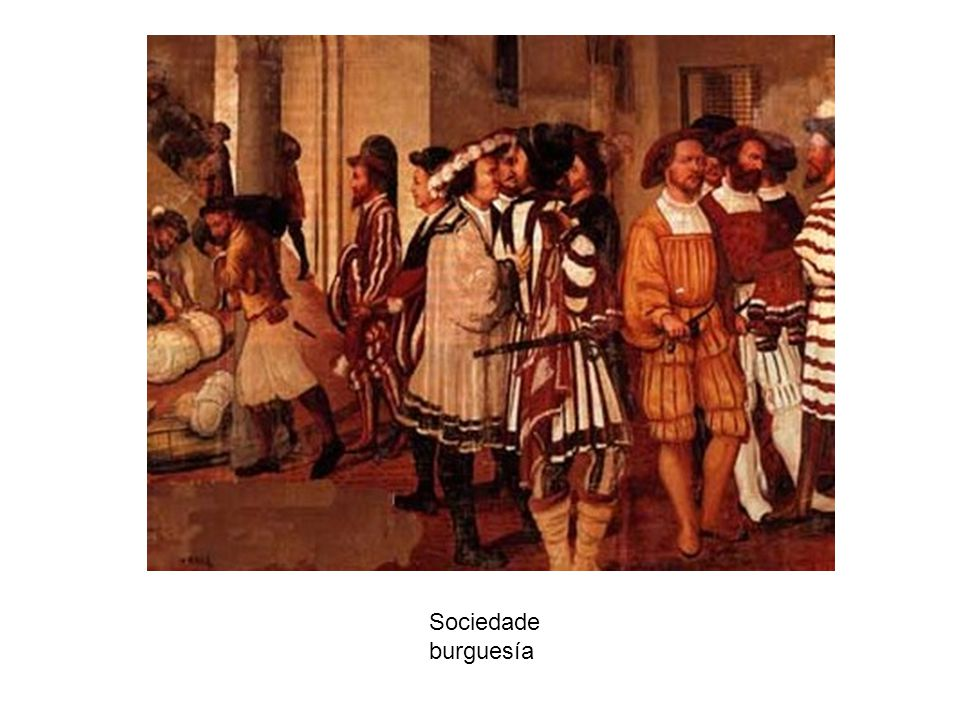 Sociedade burguesía