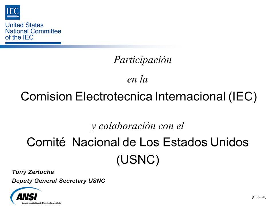 Comité Nacional de Los Estados Unidos (USNC)
