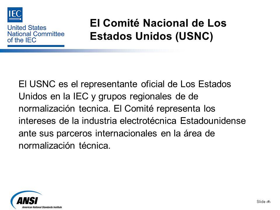 El Comité Nacional de Los Estados Unidos (USNC)
