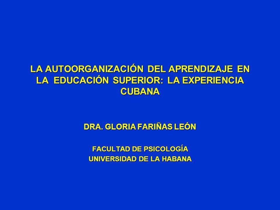 DRA. GLORIA FARIÑAS LEÓN