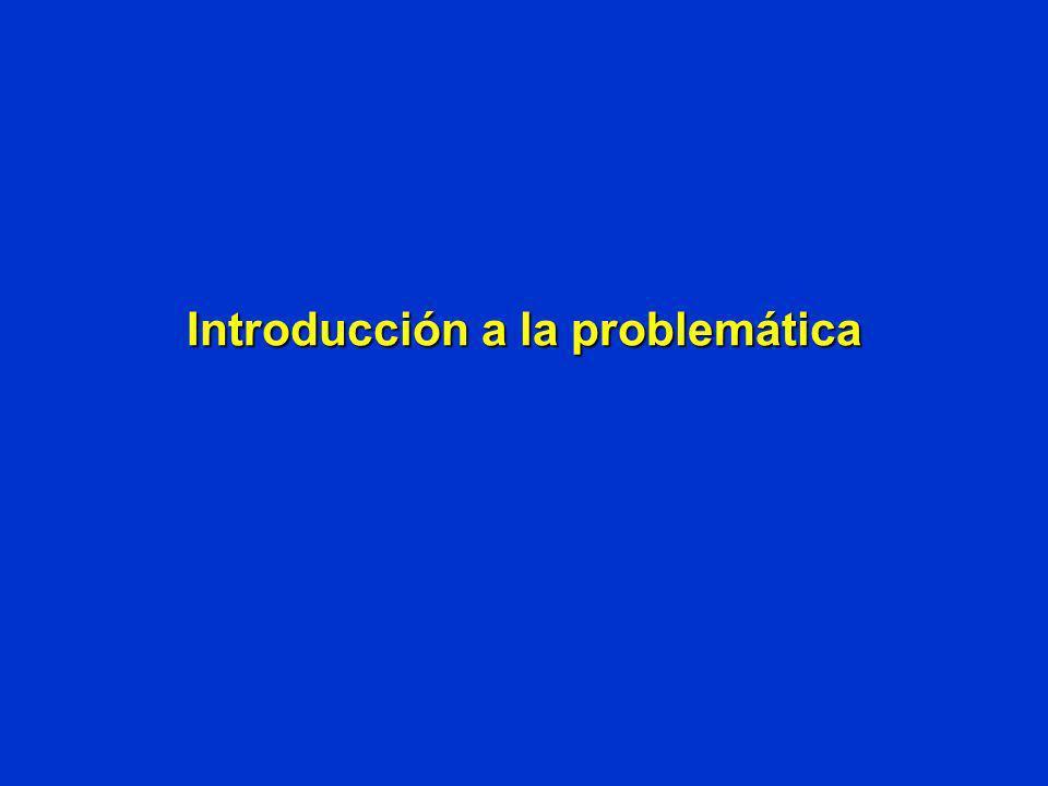 Introducción a la problemática