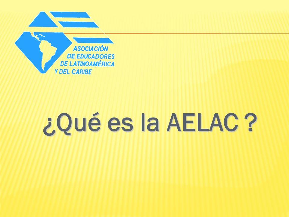 ¿Qué es la AELAC