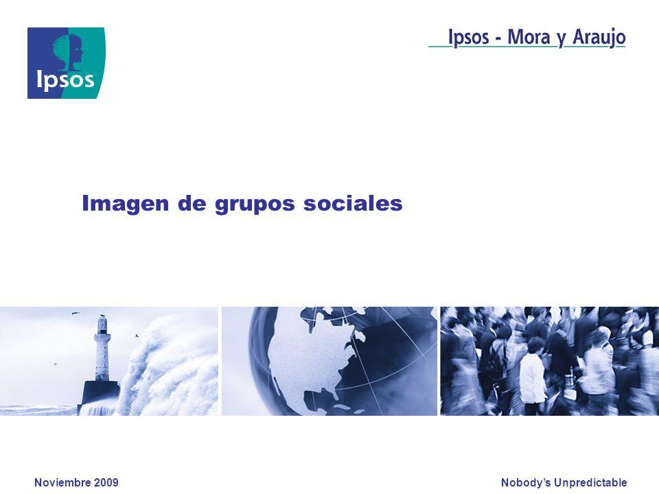 Imagen de grupos sociales