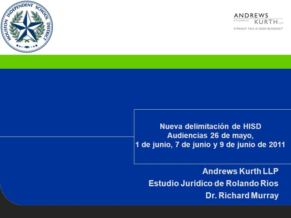 Estudio Jurídico de Rolando Rios Dr. Richard Murray