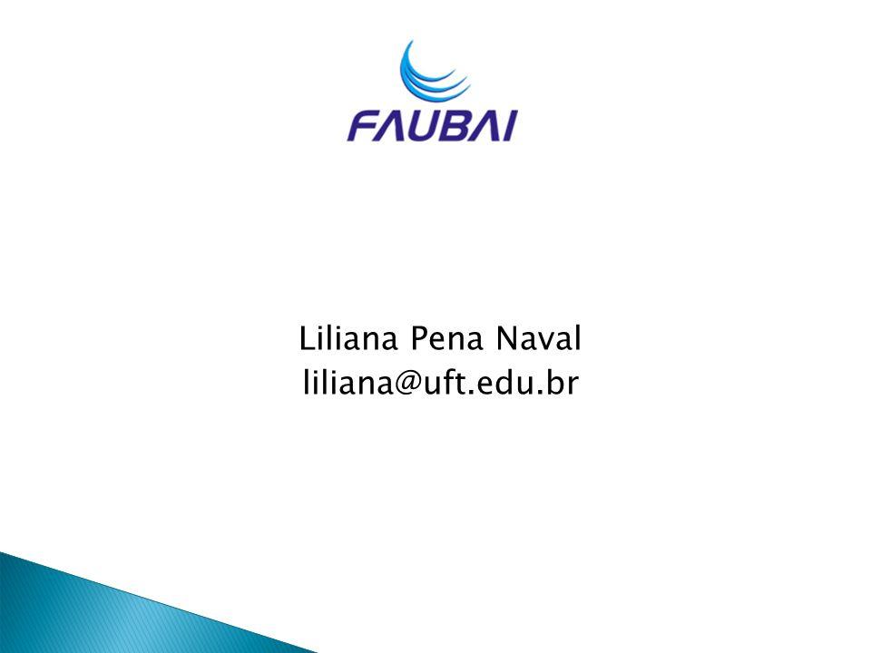 Liliana Pena Naval liliana@uft.edu.br
