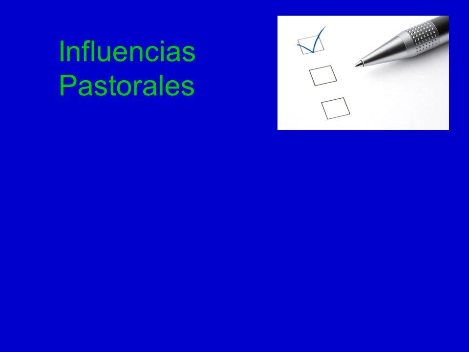 Influencias Pastorales