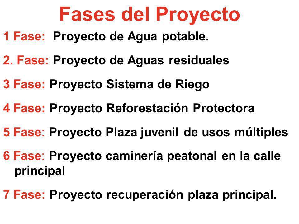 Fases del Proyecto 1 Propuesta 3 Ambiental 2 5 6 4 7