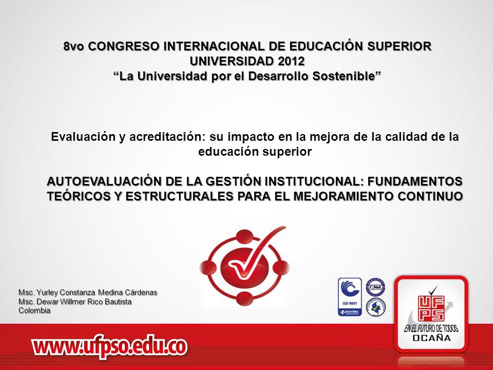 La Universidad por el Desarrollo Sostenible