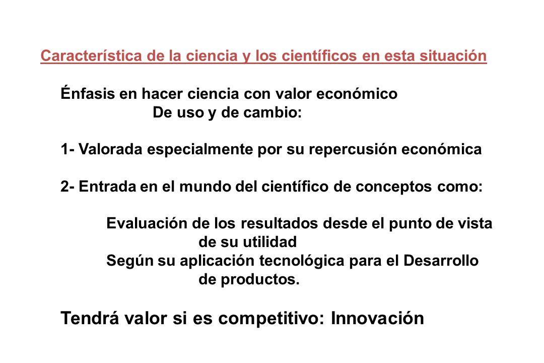 Tendrá valor si es competitivo: Innovación