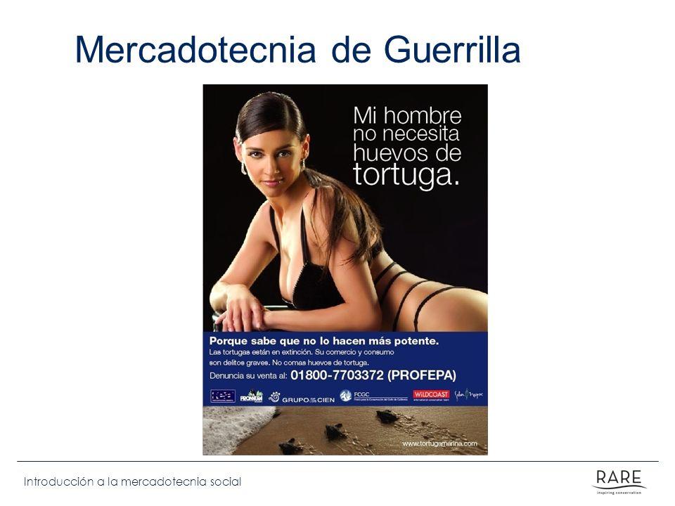 Mercadotecnia de Guerrilla