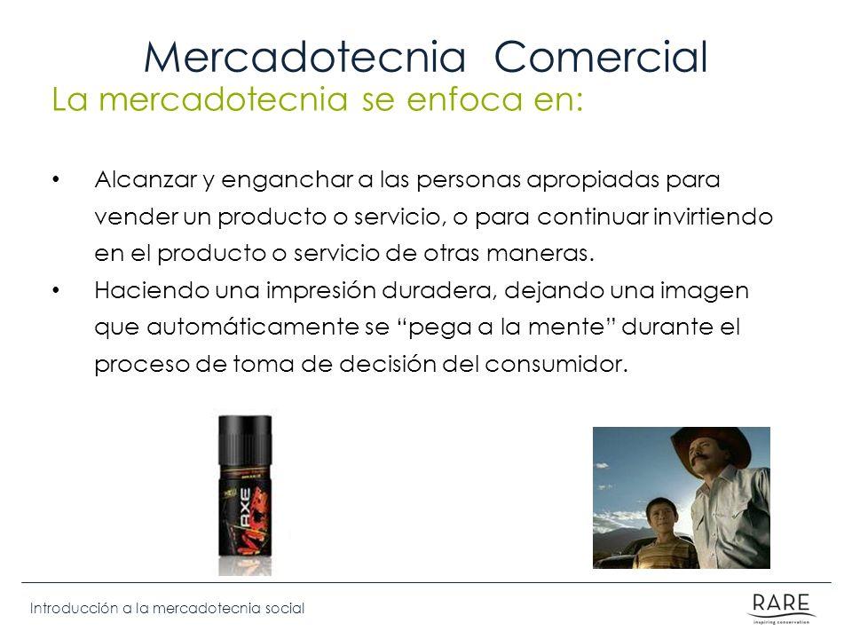 Mercadotecnia Comercial