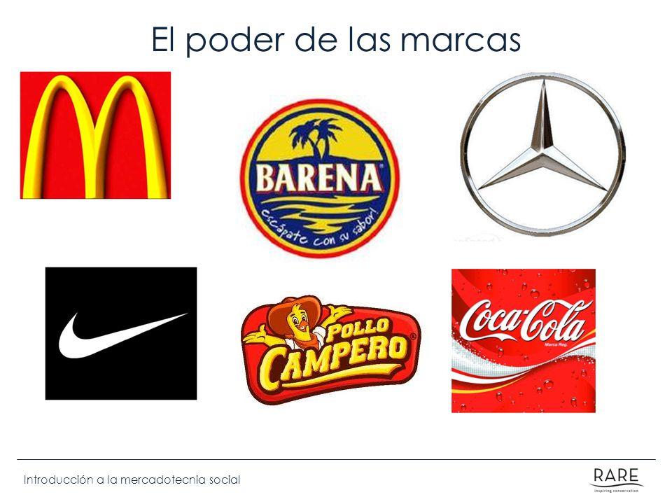 8 El poder de las marcas