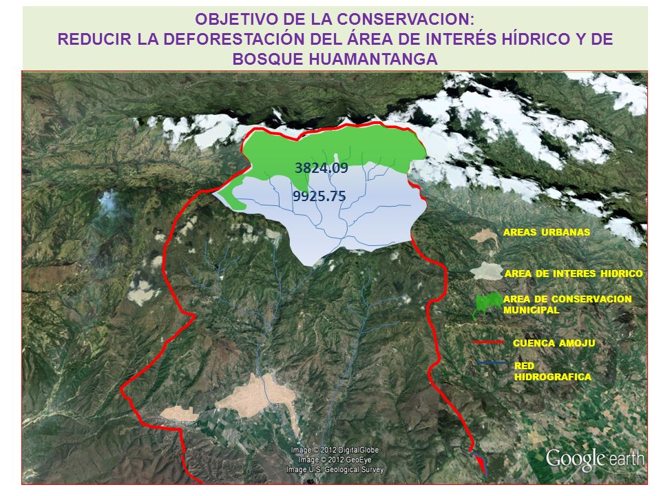 OBJETIVO DE LA CONSERVACION: