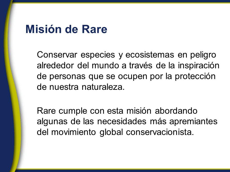 Misión de Rare