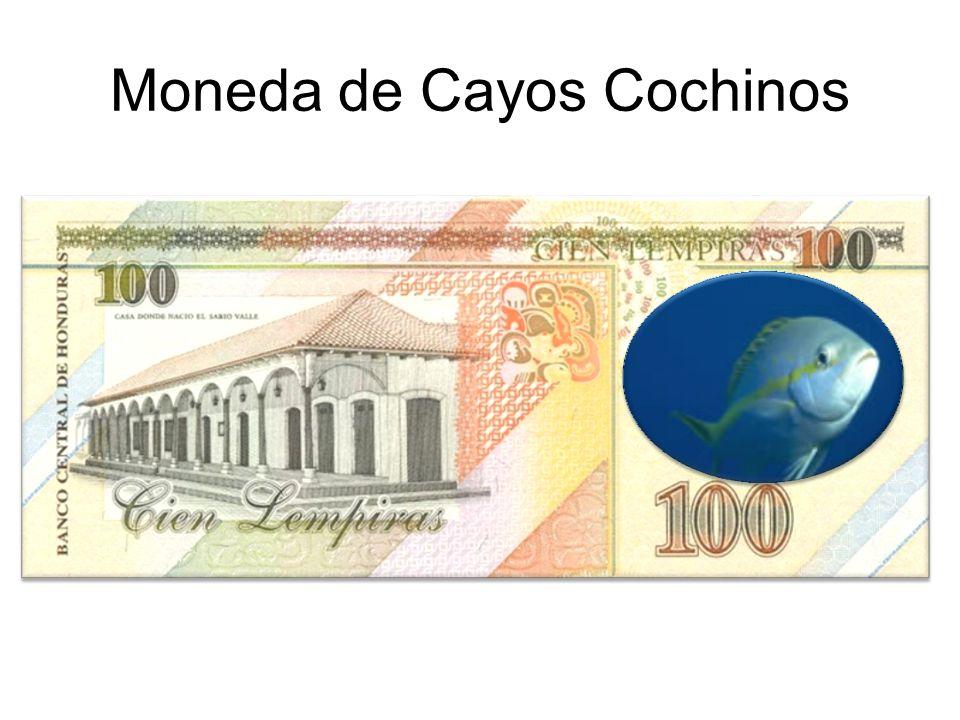 Moneda de Cayos Cochinos