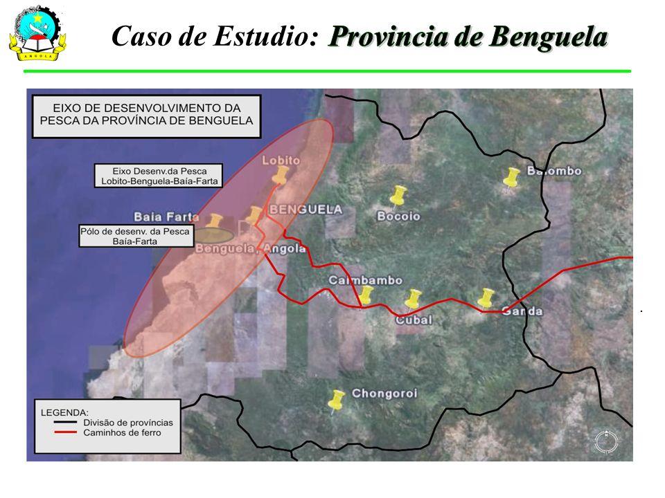 Caso de Estudio: Provincia de Benguela Municipio de Benguela