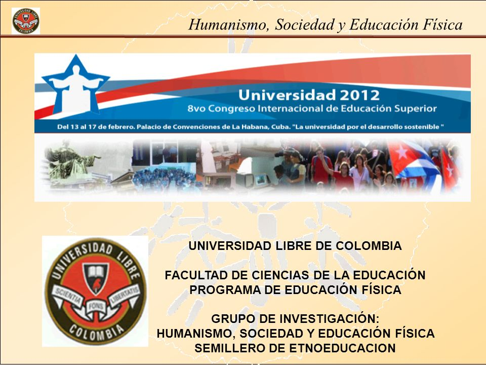 333333 Humanismo, Sociedad y Educación Física