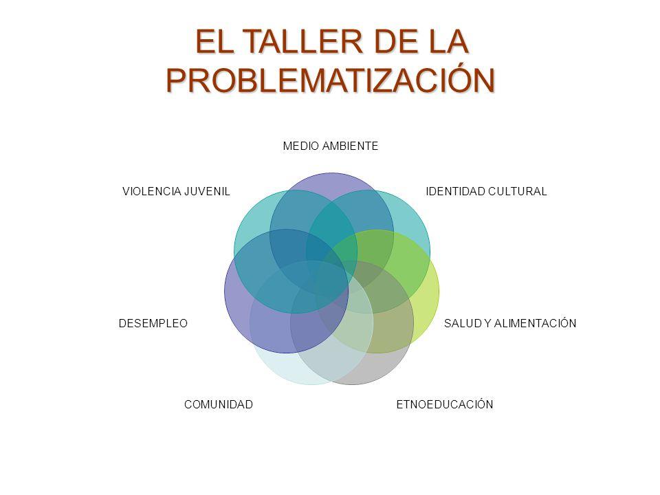 EL TALLER DE LA PROBLEMATIZACIÓN