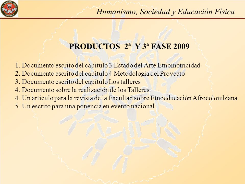 Humanismo, Sociedad y Educación Física