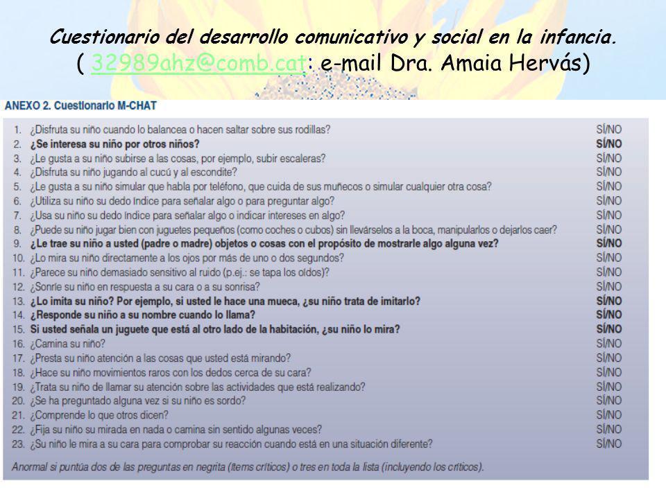 ( 32989ahz@comb.cat: e-mail Dra. Amaia Hervás)