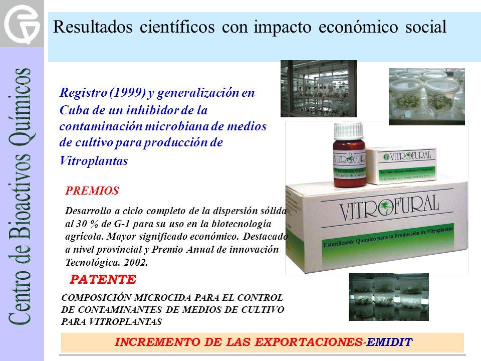 INCREMENTO DE LAS EXPORTACIONES-EMIDIT