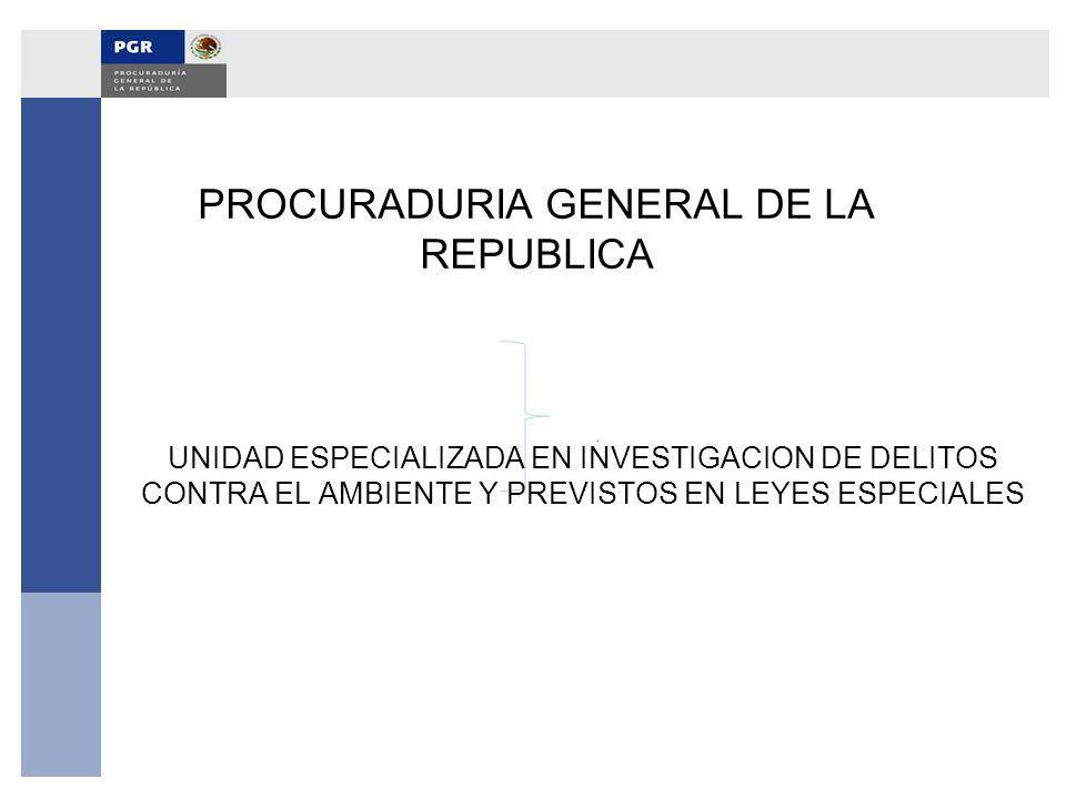 PROCURADURIA GENERAL DE LA REPUBLICA