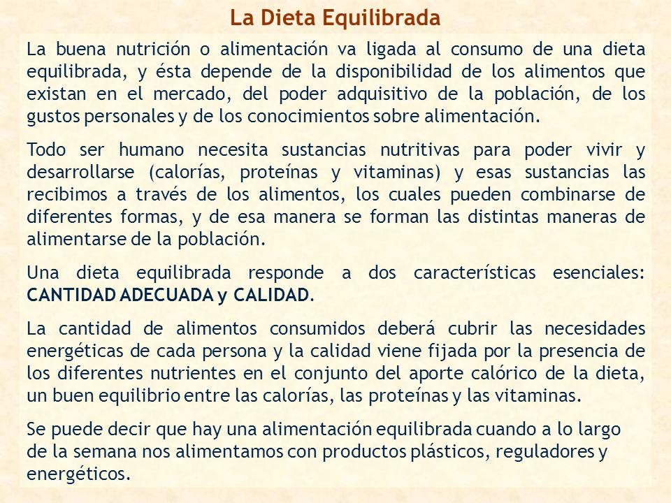 La alimentaci n como fuente de salud ppt descargar - Como calcular las calorias de los alimentos que consumo ...
