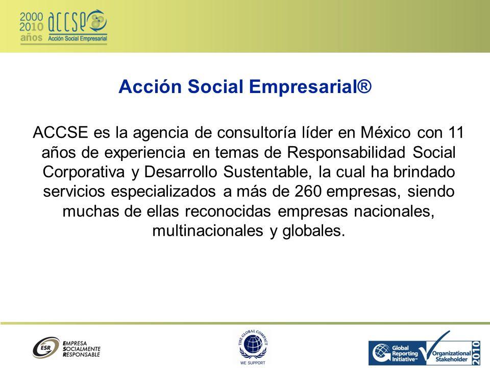 Acción Social Empresarial®
