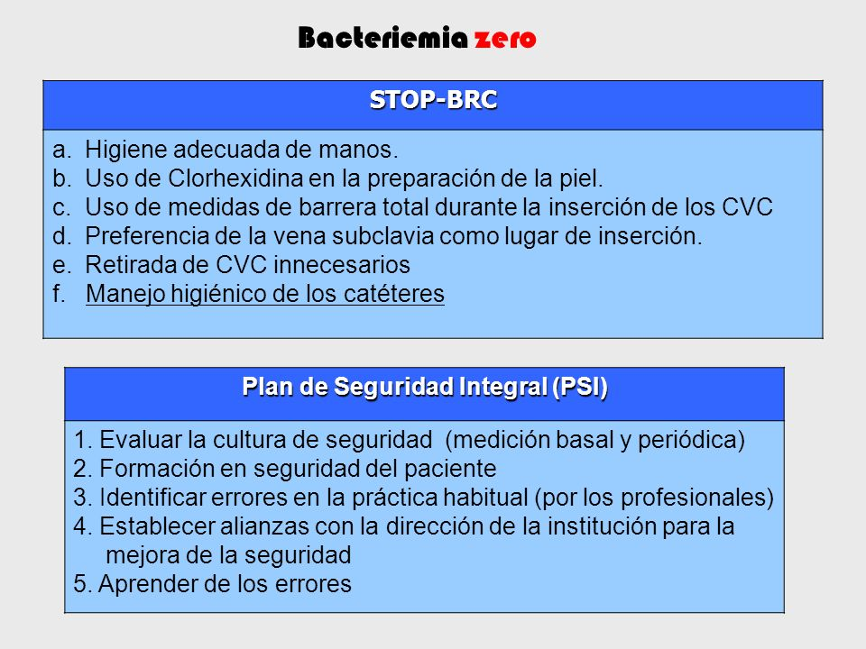 Plan de Seguridad Integral (PSI)