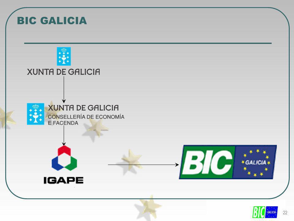 BIC GALICIA 2.- BIC GALICIA Y EL DESARROLLO LOCAL