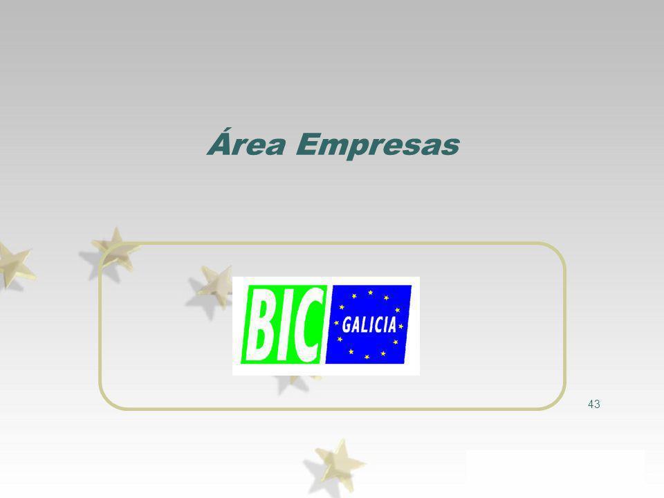 Área Empresas 2.- BIC GALICIA Y EL DESARROLLO LOCAL