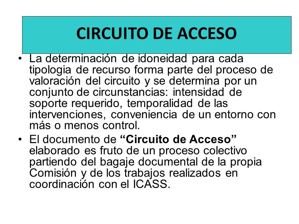 Circuito de acceso CIRCUITO DE ACCESO