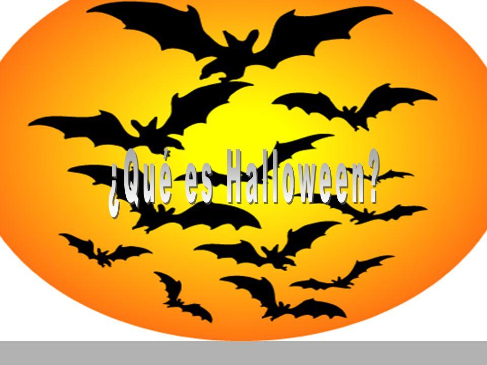 ¿Qué es Halloween