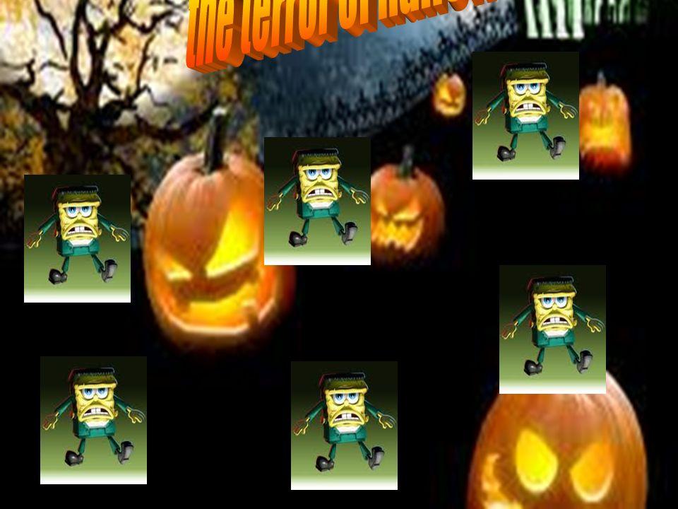 the terror of halloween